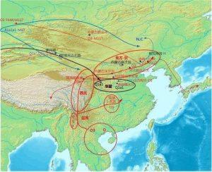 Çi̇n'ni̇n atasi Huang di̇/Sari i̇mparator aslinda hun'dur: moğoli̇stan'daki̇ bi̇r kalintida çi̇n tari̇hi̇ni̇n en büyük sirri saklidir.